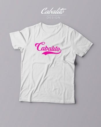 camiseta Cabalito