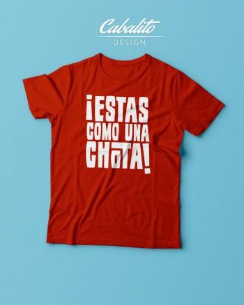 camiseta_estas_como_una_chota