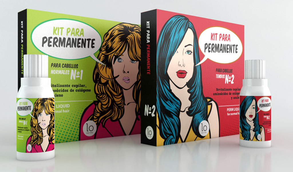 packagn permanente by Cabalito desing