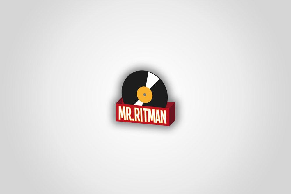 Mr.Ritman Logo