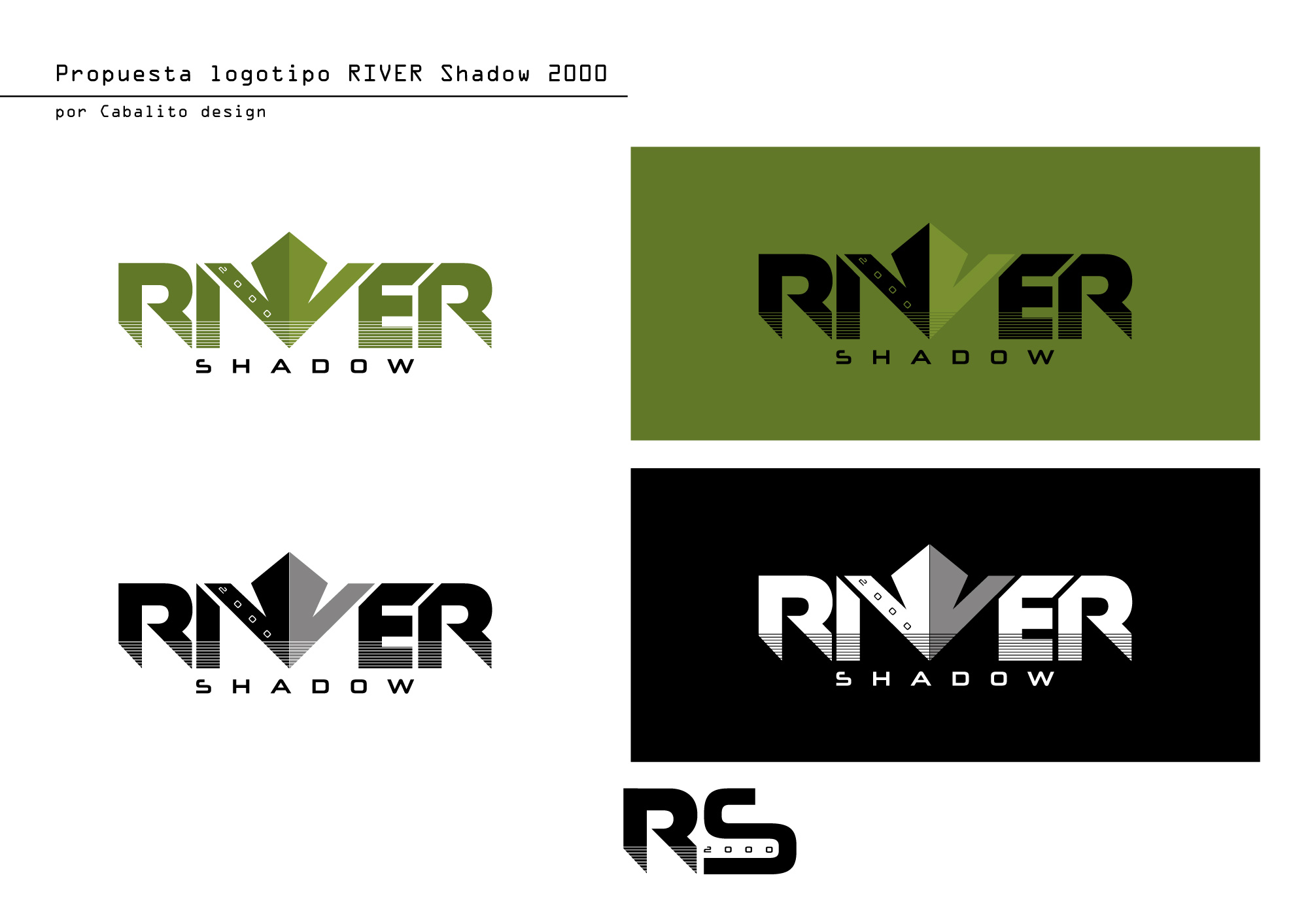 River Shadow logos